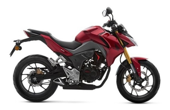 Moto Honda Cb 190 R Entrega Ya Financia Ahora 12 O 18 C/tarj