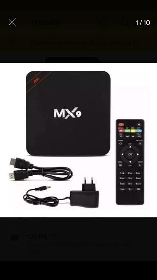 Aparelho Para Transformar Tv Comum E Smart. Tv Box. Android.