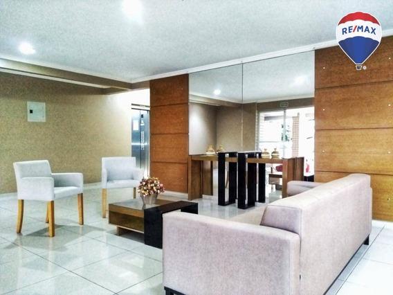 Apartamento Com 3 Dormitórios, 81 M² - Marco - Belém/pa - Ap0592