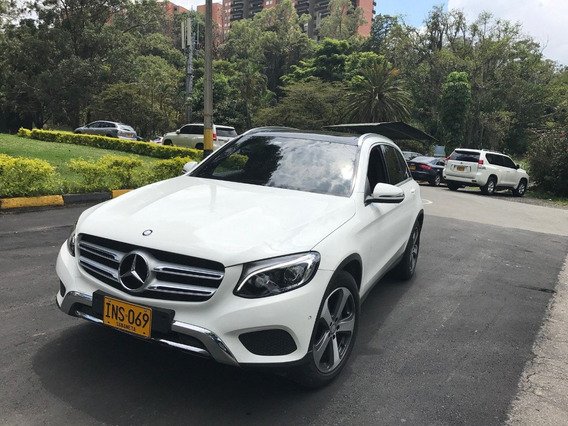 Mercedes Benz Glc220d Modelo 2017 Unico Dueño