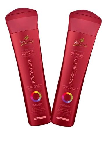 Naissant Kit Rojo Shampoo Y Mascarilla - mL a $79