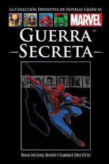 Guerra Secreta Marvel Salvat