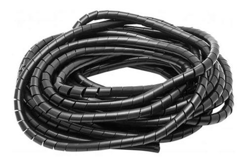 Imagen 1 de 1 de Espiral Para Organizar Cables (de 10 Metros)