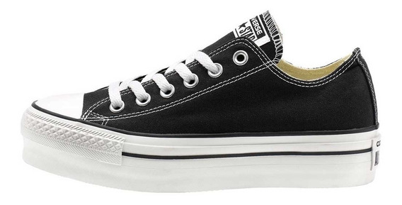 Zapatillas Converse Chuck Taylor All Star Plataforma Ox 6585