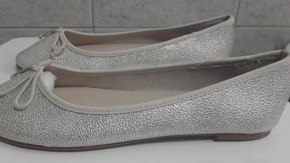 Zapatos Ballerinas Zara N34 Eur