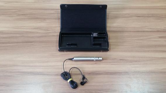 Microfone Lapela Sony Ecm-44b