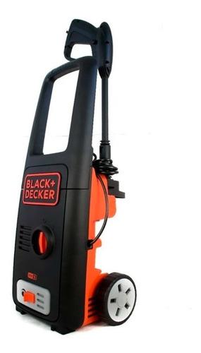 Hidrolavadora Rodante 1500w Black+decker Bw15