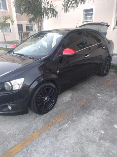 Chevrolet Sonic 2014 1.6 16v Ltz Aut. 5p