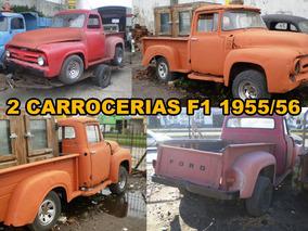 Dos Carrocerías De F1 Año 1955/56 Completas