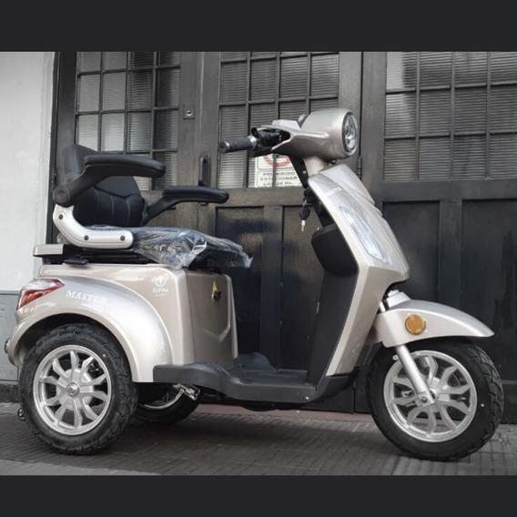 Triciclo Electrico Elpra Master / Con Reversa Envío Gratis