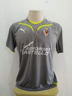 Camisa De Treino Villareal Espanha