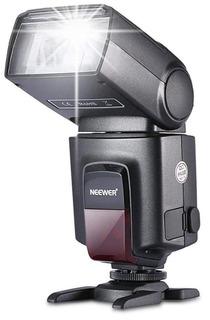 Neewer Tt560 Flash Speedlite Zapata Universal Envio Gratis!