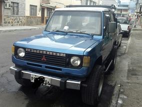 Mitsubishi Montero Año 86 Montero