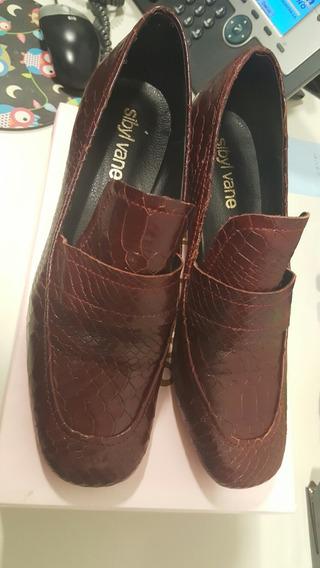 Zapato Sibyl Vane N 39 Nuevo