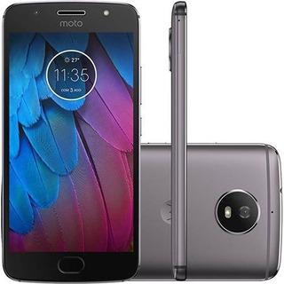 Smartphone Motorola G5s Plus Platinum 32 Gb 3 Gb Ram