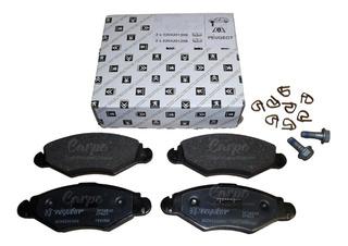 Juego De Pastillas Delanteras Peugeot 207 1.4 Nafta Original