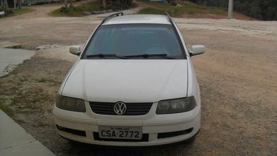 Volkswagen Parati 1.6 5p