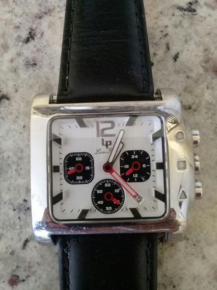 Relógio Masculino Lucien Piccard 2a-203 Original Lindo