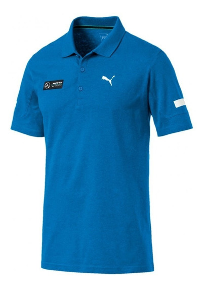 Polo Puma Mercedes Benz Valtteri Botta 578148-04 Look Trendy