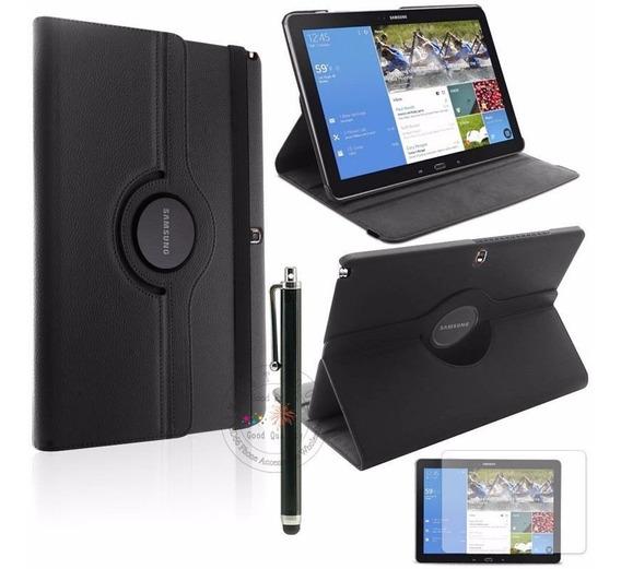 Capa Couro + Pelicula + Caneta Galaxy Note Pro 12.2 P900