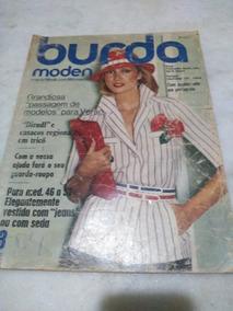 Revista Burda Moden Março 1976