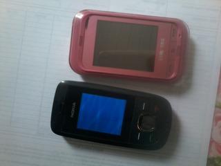 Kit Com 2 Celarer Samsung E Nokia Leia