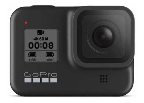 Câmera Digital Gopro Hero 8 Black 12mp 4k Original Nf