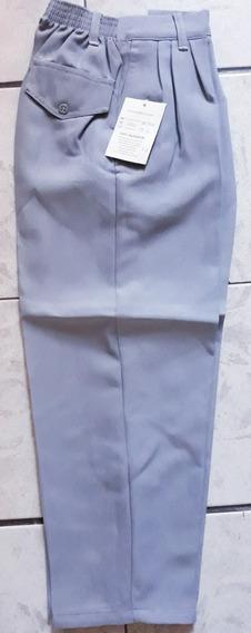 Pantalon Escolar Gris Perla Y Gris Oxford