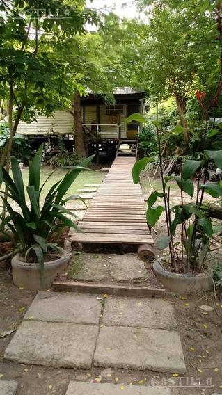 Venta De Cabaña Tipo Isla Sobre Arroyo Candioti - Zona Delta Tigre