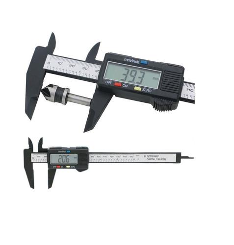 Micrometro Digital Calibrador Lcd Escala Electronica Caliper
