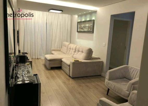Apartamento Residencial À Venda, Santa Maria, São Caetano Do Sul. - Ap1030
