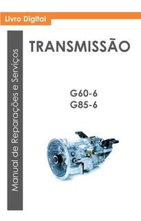 Manual Reparação Câmbio G60-6 G85-6 Mercedes Benz