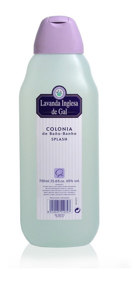 Lavanda Inglesa De Gal Cologne Splash By Gal 750ml