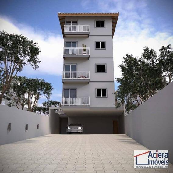 Oportunidade! Apartamentos Novos Com 2 Dormitórios À Venda, 50 M² - Outeiro De Passárgada - Cotia/sp - Ap0413