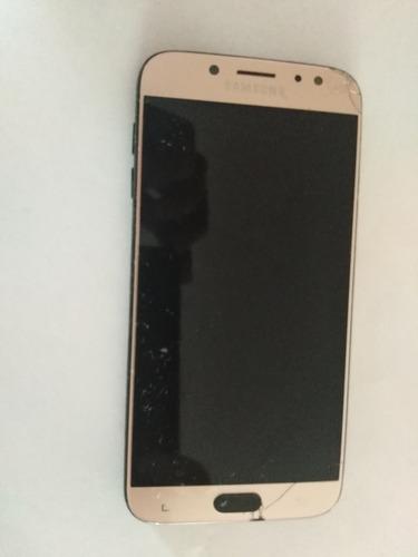Vendo Samsung J7 Pro 64gb Pantalla Rota