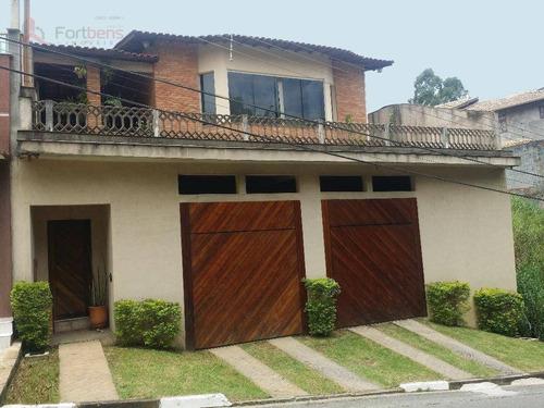 Casa Com 3 Dormitórios À Venda, 253 M² Por R$ 850.000,00 - Nova Caieiras - Caieiras/sp - Ca0073