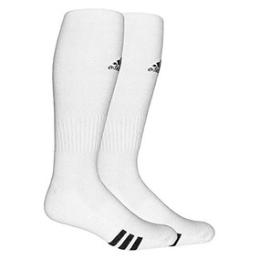 adidas Unisex Rivalry Soccer 2-pack Otc Sock, Blanco /negro,