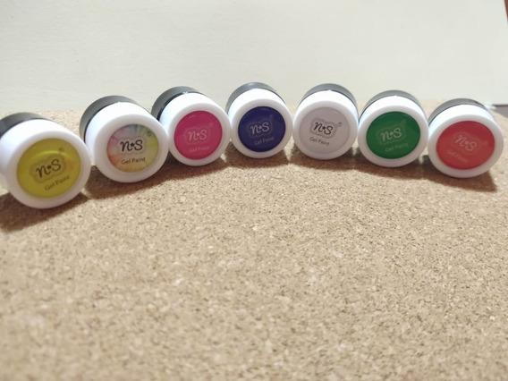 Gel Paint Nail Show