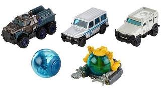 Jurassic World Equipo De Transporte De Isla Matchbox