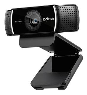 Webcam Logitech Hd C922 Pro Stream Envio Gratis Proglobal