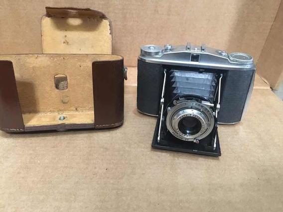 Antiga Máquina Fotográfica Agfa Isolette