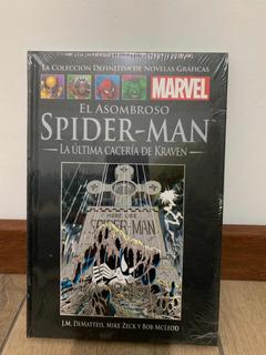 Libro Marvel Salvat Cómics El Asombroso Spiderman La Última