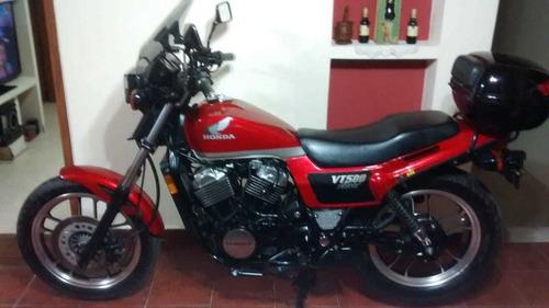 Honda Ascot Vt 500