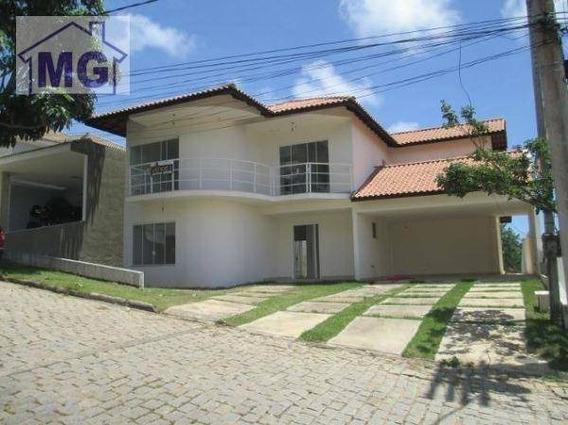 Casa Com 4 Dormitórios À Venda, 286 M² Por R$ 1.300.000 - Lagoa - Macaé/rj - Ca0235