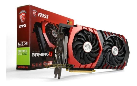 Msi 1060 6gb Gaming X Usada