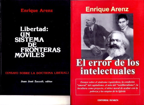 Dos Ensayos De Enrique Arenz