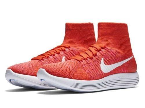 Tênis Nike Lunar Epic Flyknit Rosa - 100% Original