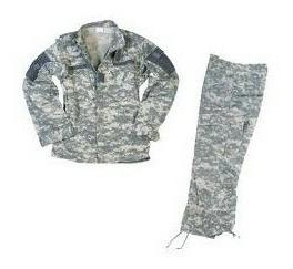 Uniforme Ucp Acu (pantalón Y Camisola) Envió Gratis