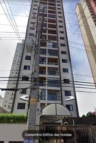 Apartamento À Venda, 2 Quartos, 1 Vaga, Vila Regente Feijó - São Paulo/sp - 1620
