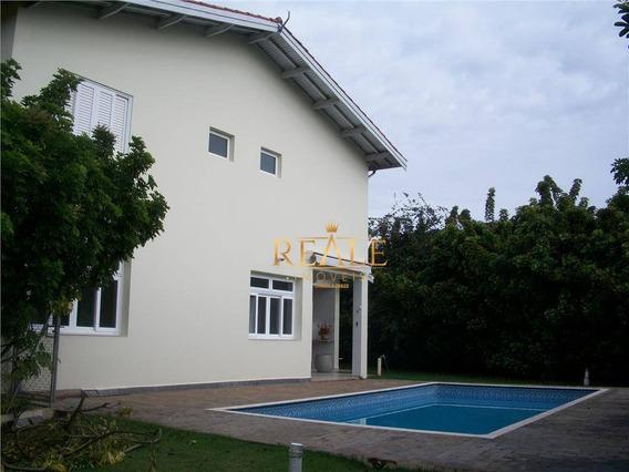Casa Para Alugar, 300 M² Por R$ 3.660,00/mês - Condomínio Vista Alegre - Sede - Vinhedo/sp - Ca1222